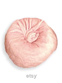 15 Off Extra Large Gorgeous Light Pink Bean Bag Cover Only. FREE Worldwide Shipping
