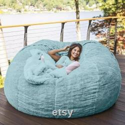 5ft Handmade Bean Bag 6 colors warm and soft