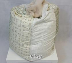 Baby Pillow Giraffes and Stars, Child Seatbag 2