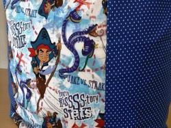 Baby Pillow Pirates, Blue, Child Seatbag 31
