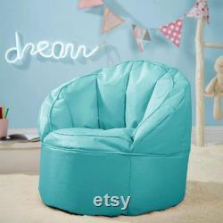 Bean Bag Chair, Multiple Sizes Colors