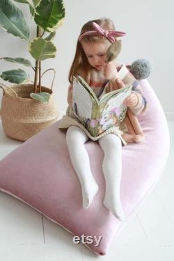 Bean Bag Chair for Kids Stuffed Lounge Chair Sofa for Kids Lounge Chair Kids Pouffe
