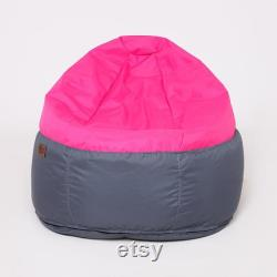 Bean Bag Comfort Family Sofa, Bean Bag Chair Cover, Plush soft comfortable stuffed Foam rubber, Room décor room furniture, Fur, Pouf Comfort