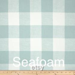 Bean Bag Hamptons Coastal Seafoam Bean Bag Cover Checks Adults Bean Bag Kids BeanBags Nautical Navy, Yellow, Blush, Black