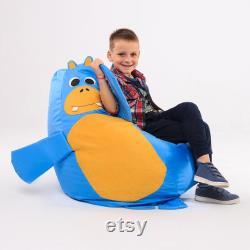 Bean Bag Hippo Large