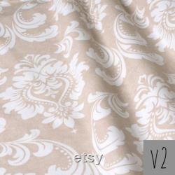 Bean bag chair fabric monogram with teflon. YetiLab is a store of bean bags, pillows and poufs