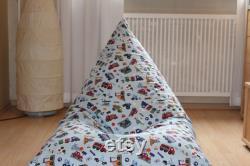 Beanbag Boys Toy Cars Handmade