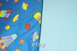 Beanbag Ufos 90 cm x110 cm handmade
