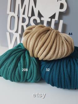 Beige Large 24'' Pouf-Ottoman- Floor Cushion- Large Floor Pillow-Large crochet Pouf-Floor Chair-Crochet Pouf-Bean Bag Chair