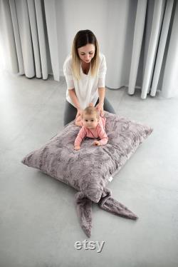 Big Bunny Floor Pillowith Floor Pillowith Large children's cushion Room Decor Nursery Decor Play children's pillowith Bunny pillowith Bean Bag