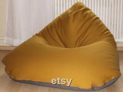 Children's beanbag . Handmade. 100 cm x 100 cm .