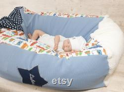 Children's beanbag, baby pillow fabric choice