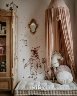 French mattress individual order light beige,