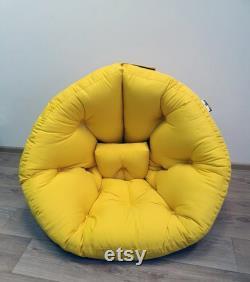 Futon Chair Chair Sofa Floor Mattress Lounge Chair Futon Floor Pillow