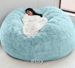 Handmade Bean Bag 7ft 6 colors warm and soft