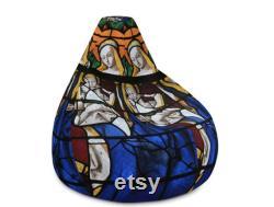 Modern Bean Bag Chair TATA -