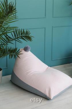 Pink Bean Bag Chair For Girls