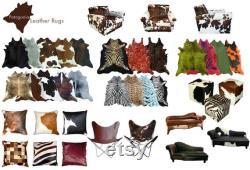 Pouf armchair with real lambskin bag sheepskin Bean bag chair Pouf en peau de mouton Lammfell Sitzsack Melange
