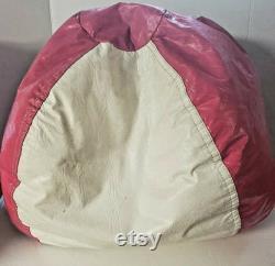Vintage New 1992 Treasure Trolls Bean Bag Chair Ace Novelty