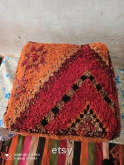 amazigh berber pouf '' moroccan berber pouf '' berber pouf '' bed cover '' pouf cover