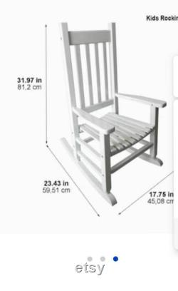 reserved for Dedre Shopkins Rocking Chair